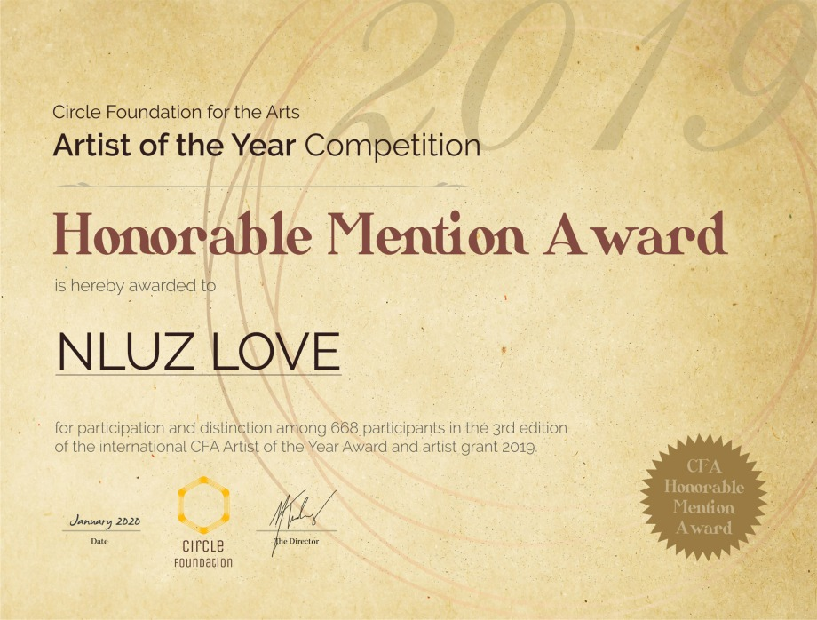 CFA-ArtistoftheYear - Honorable Mention - Miles Davis - Nluz Love